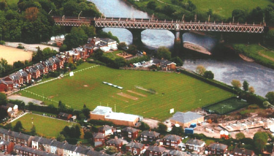 BAC/EE Preston Cricket Club Birdseye View